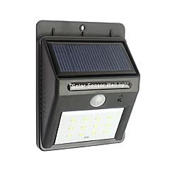 12 led kültéri napelemes vezeték nélküli vízálló biztonsági mozgásérzékelő fény éjszakai fények