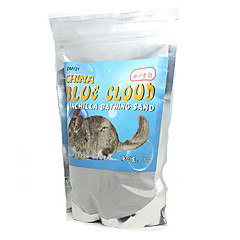 Rodents Chinchillas Cleaning Wood Blue