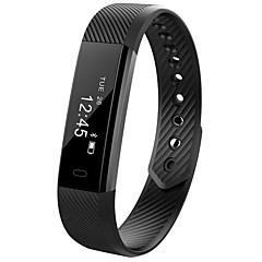 yyid115 έξυπνο βραχιόλι / έξυπνο ρολόι / δραστηριότητας trackerlong αναμονής / βηματόμετρα / καρδιά παρακολουθεί ρυθμό / ξυπνητήρι /
