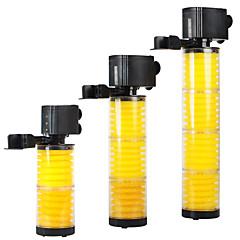 수족관 에어 펌프 필터 무소음 플라스틱