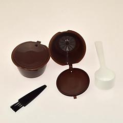 스트레이너 노블티 용 커피 스테인레스 스틸 Plastic