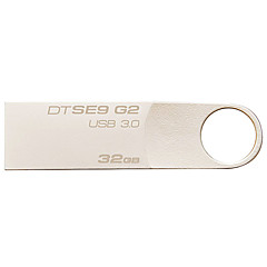 kingston dtse9g2 32GB USB 3,0 flashenhet digitala Datatraveler metall