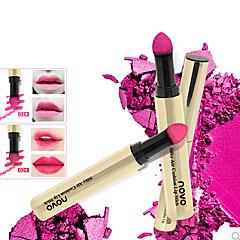 Lipglosses Læbestifter Våd Stift Farvet glans Længerevarende Naturlig