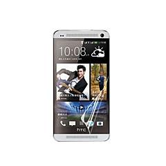 hd kijelzővédő fólia por-elnyelő HTC One / M7 (3 db)