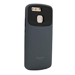 Na Odporne na wstrząsy Szron Kılıf Etui na tył Kılıf Jeden kolor Twarde Silikon na Vivo Vivo X6 Vivo X6 Plus