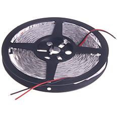 monokrom LED lys bar 5050 SMD 5m 300leds fleksible ikke-vandtæt førte lys med boligindretning
