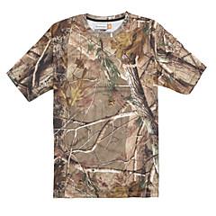 Unisex T-paita Metsästys Käytettävä Hengittävä Kesä