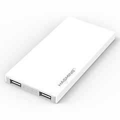 8000mAh power bank external battery Multi-Output 8000mAh 2A Multi-Output