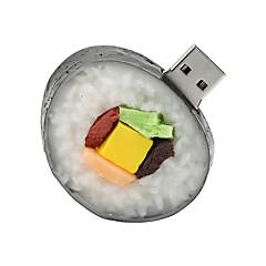 16gb σούσι δίσκο από καουτσούκ USB2.0 μονάδα flash