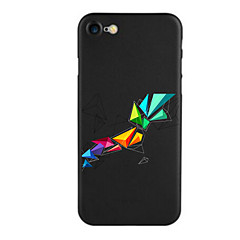 For Mønster Etui Bagcover Etui Geometrisk mønster Blødt Silikone for AppleiPhone 7 Plus iPhone 7 iPhone 6s Plus/6 Plus iPhone 6s/6 iPhone