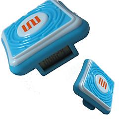 Middel Stappentellers LCD Display Batterij ABS