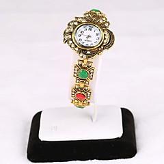 Bracelet Watch Quartz Alloy Band Gold
