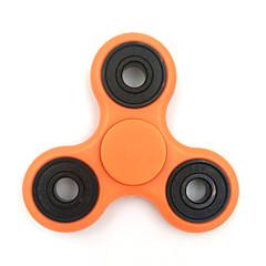 Fidget Spinners Przędzarka ręczna Zabawki Tri-Spinner ABS Metal EDCStres i niepokój Relief Zabawki biurkowe Zwalnia ADD, ADHD, niepokój,