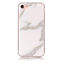 For iPhone 7 7Plus 6S 6Plus SE 5S 5 5C 4 Case Cover Marble High - Definition Pattern TPU Material IMD Technology Soft Package Mobile Phone Case