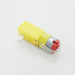 Crab Kingdom®  Of Intelligent Robot Cars TT Micro Motor Slowdown Motor 1 than 48 single spindle motor