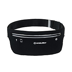 Waist Bag/Waistpack Belt Pouch/Belt Bag forCamping & Hiking Fishing Climbing Fitness Swimming Leisure Sports Badminton Basketball Riding