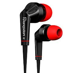 langsdom JD88 marca auricolare auricolare basso professionale di origine con il microfono per il dj PC del telefono cellulare Xiaomi