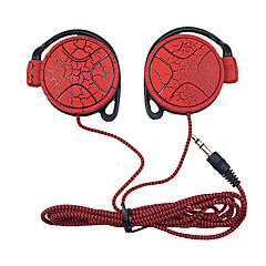 MP3 플레이어 컴퓨터 이동 전화 이어폰 shini 헤드폰 3.5mm의 헤드셋 귀고리 이어폰