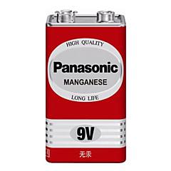 Panasonic 6F22ND/1S 9V Carbon Zinc Battery 1 Pack