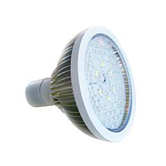 25W E27 LED-drivhuslamper 78 SMD 5730 2500-3200 lm Varm hvit Rød Blå UV V 1 stk.