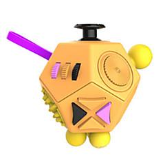 Fidget Desk Toy Fidget Cube Jouets Carré EDCSoulagement de stress et l'anxiété Focus Toy Soulage ADD, TDAH, Anxiété, Autisme Jouets de