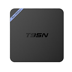 T95N PRO Amlogic S905X Android TV Box,RAM 2GB ROM 16GB クアッドコア WiFi 802.11n ブルートゥース 4.0