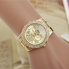 Women's High-Grade Marble Mirror Leisure Quartz Strap Watch Watch Set Auger Pure Bracelet Watch Cool Watches Unique Strap Watches