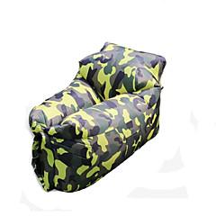 Felfújható matrac Kempingmatrac Piknik párna Párna Felfújható matracok SzékHőszigetelés Párásodás gátló Vízálló Hordozható Gyors szárítás