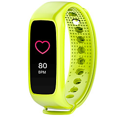 yyl30t slimme armband / smart watch / color touch screen smart band hartslagmeter smartband stappenteller slaap fitness tracker bluetooth