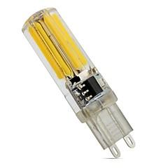 5W E14 G9 G4 LED Bi-Pin lamput T 1 COB 500 lm Lämmin valkoinen Kylmä valkoinen Himmennettävä AC 220-240 V 1 kpl