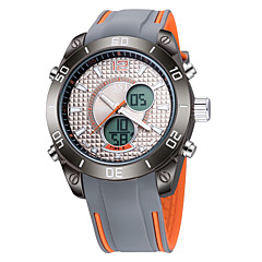ASJ Men's Sport Watch Fashion Watch Wrist watch Unique Creative Watch Digital Watch Japanese Quartz DigitalLCD Calendar Water Resistant /