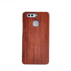 Cornmi til huawei p9 træ bambus cover case mobiltelefon træ houising shell beskyttelse