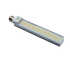 20W G24 E26/E27 Dekorationslampe 96 SMD 5730 1850-1950 lm Varm hvid Kold hvid Dekorativ Vekselstrøm 85-265 V 1 stk.