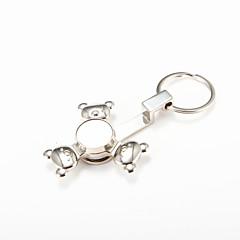 Fidget Hand Spinner Finger Key Bag Phone Charms Buckle Ornaments