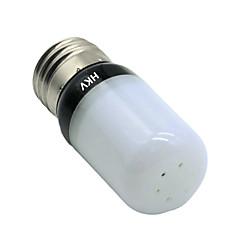 3W E14 E26/E27 Bombillas LED de Mazorca 20 SMD 5736 200-300 lm Blanco Cálido Blanco Fresco AC 100-240 V 1 pieza