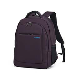 Hosen hs-316 sac d'ordinateur portable 15 pouces sac à bandoulière imperméable à l'eau imperméable en nylon unisexe pour l'ordinateur ipad