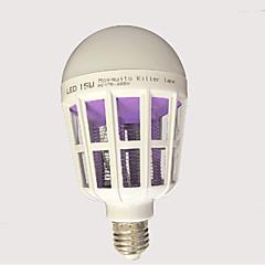 15w e27 led-polttimot 1500lm valkoinen ac85-265 v 1 kpl