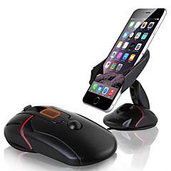 Ziqiao innovatieve auto telefoon houder auto mobiele telefoon houder dashboard voorruit mobiele telefoon houder muis stand mount