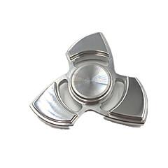 Fidget spinner -stressilelu hand Spinner Lelut Tri-Spinner Metalli EDCStressiä ja ahdistusta Relief Office Desk Lelut Lievittää ADD,