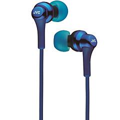fx26 mobil hörlurar för mobiltelefon dator in-ear kabelförsedd plast 3,5 mm buller-avbrytande
