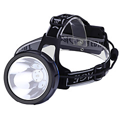 YAGE YG-5591 Lanternas de Cabeça LED Lumens 2 Modo Cree XP-E R2 Sim Recarregável Super Leve Alta Intensidade Regulável para Campismo /