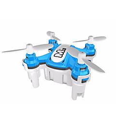 Drone JJRC HY371 Blue 4CH 6 Eixos - Iluminação De LED Vôo Invertido 360° Flutuar Quadcóptero RC Controle Remoto Cabo USB Manual Do Usuário