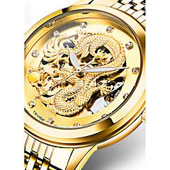 Herrn Erwachsene Sportuhr Militäruhr Kleideruhr Modeuhr Armbanduhr Armband-Uhr Mechanische Uhr Armbanduhren für den Alltag Schweizer