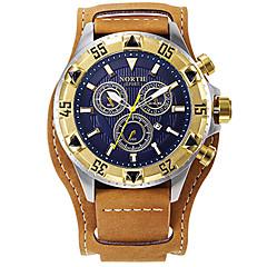 Heren Tiener Sporthorloge Militair horloge Dress horloge Modieus horloge Polshorloge Armbandhorloge Unieke creatieve horloge