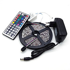 Verlichtingssets lm AC 100-240 V 5 m 300 leds RGB