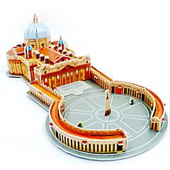 Legpuzzels 3D-puzzels Bouw blokken DHZ-speelgoed Architectuur Papier Modelbouw & constructiespeelgoed