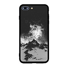 For iPhone 7 Plus 7 Case Cover Pattern Back Cover Case Scenery Soft Shell for iPhone 6s Plus 6 Plus 6s 6 5s 5 SE