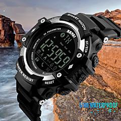 SKMEI Smart Watch Fashion Sport Watches Pedometer Remote Camera Man Clock Bluetooth Calorie Digital Wristwatches