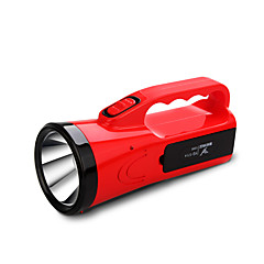 YAGE Latarki LED LED Lumenów 2 Tryb LED Inne Akumulator Niewielki rozmiar Nagły wypadek Przysłonięcia Obóz/wycieczka/alpinizm jaskiniowy