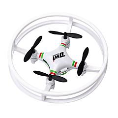 Drone D1 4CH 6 Eixos - Retorno Com 1 Botão Modo Espelho Inteligente Quadcóptero RC Controle Remoto Cabo USB 1 Bateria Por Drone